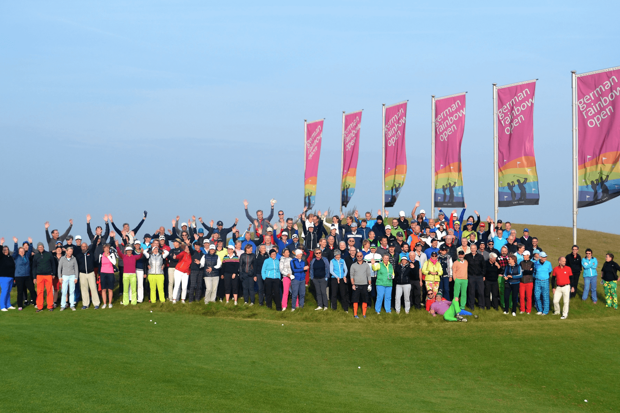 zu den German Rainbow Golfers